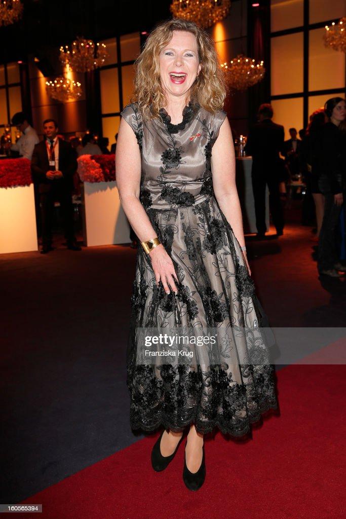 Marion Kracht attends 'Goldene Kamera 2013' at Axel Springer Haus on February 2, 2013 in Berlin, Germany.