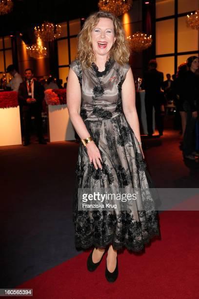 Marion Kracht attends 'Goldene Kamera 2013' at Axel Springer Haus on February 2 2013 in Berlin Germany