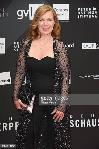 Marion Kracht attends the Deutscher Schauspielerpreis 2016 on May 20 2016 in Berlin Germany
