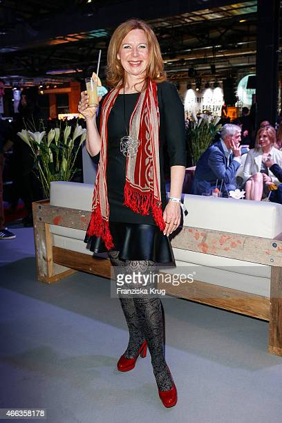 Marion Kracht attends the Spirit of Istanbul by Yeni Raki on March 14 2015 in Berlin Germany