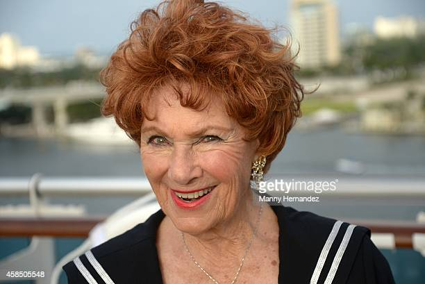 Marion Ross attends Love Boat Cast Christening Of Regal Princess Cruise Ship at Port Everglades on November 5 2014 in Fort Lauderdale Florida