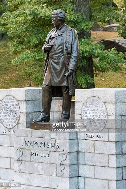 Marion Sims statue in central park James Marion Sims was an American physician and a pioneer in the field of surgery known as as the cofounder of...