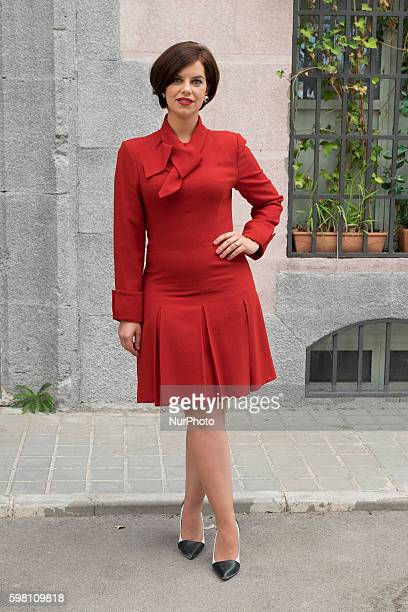 Mariona Ribas attend 'Amar Es Para Siempre' photocall at Cars Studios on August 31 2016 in Madrid Spain