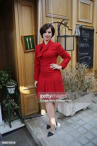 Mariona Ribas attends 'Amar Es Para Siempre' photocall at Cars Studios on August 31 2016 in Madrid Spain
