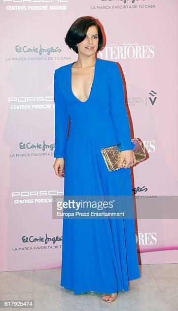 Mariona Ribas attends 'Interiores' awards 2016 at the Neptuno Palace on October 24 2016 in Madrid Spain