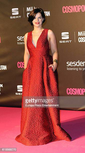 Mariona Ribas attends IX Cosmopolitan Fun Fearless Female Awards at La Riviera on October 18 2016 in Madrid Spain
