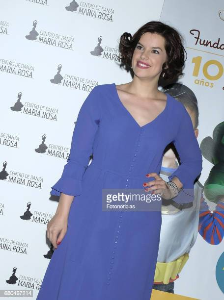 Mariona Ribas attends the Aladina Foundation Spanish dance charity gala at the Lope de Vega Theatre on May 8 2017 in Madrid Spain