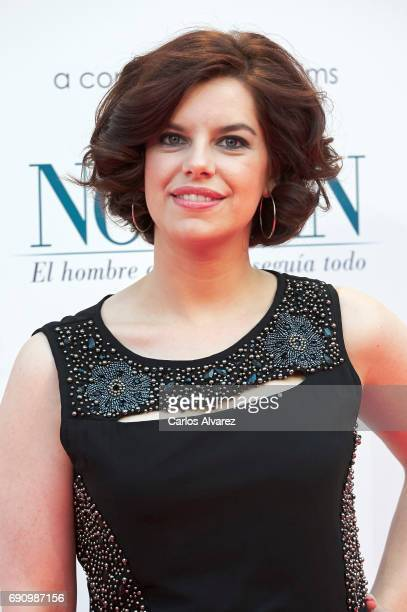 Mariona Ribas attends the 'Norman The Moderate Rise and Tragic Fall of a New York Fixer' premiere at the Callao cinema on May 31 2017 in Madrid Spain