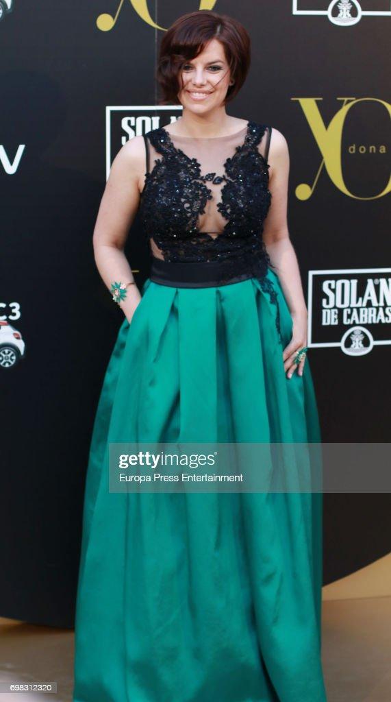 Mariona Ribas attends the 'Yo Dona' International Awards at the Palacio de los Duques de Pastrana on June 19, 2017 in Madrid, Spain.