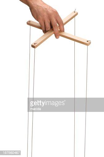 Marionette Kontrolle bar