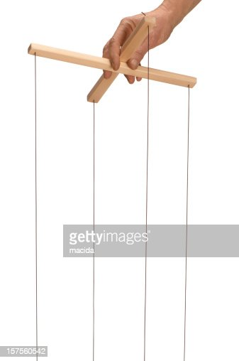 Marionette control bar
