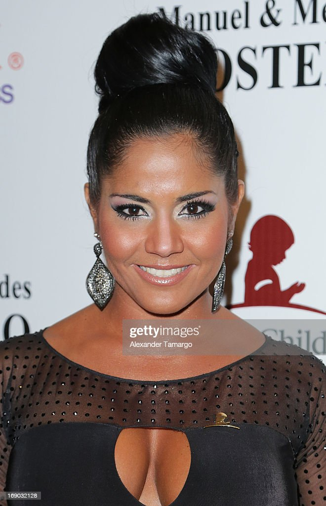 Maripily Rivera attends the 11th annual FedEx/St. Jude Angels & Stars Gala at JW Marriott Marquis on May 18, 2013 in Miami, Florida.