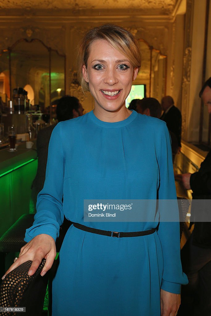 Marisa Bach attends 'Add a Friend' Preview Event of TNT Serie at Bayerischer Hof on April 30, 2013 in Munich, Germany. The second season series premieres on May 6 (every Monday at 8:15 pm on TNT Serie).