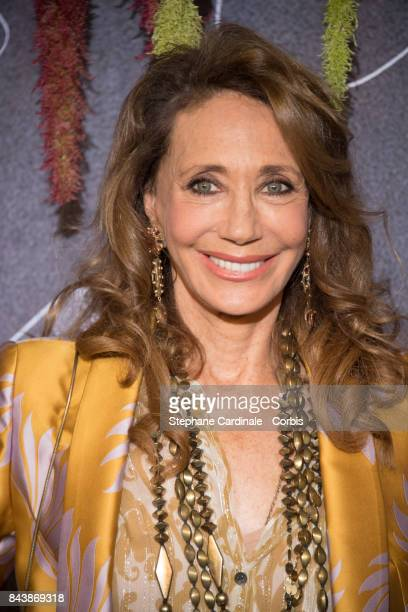 Marisa Berenson attends the French Premiere of 'mother' at Cinema UGC Normandie on September 7 2017 in Paris France