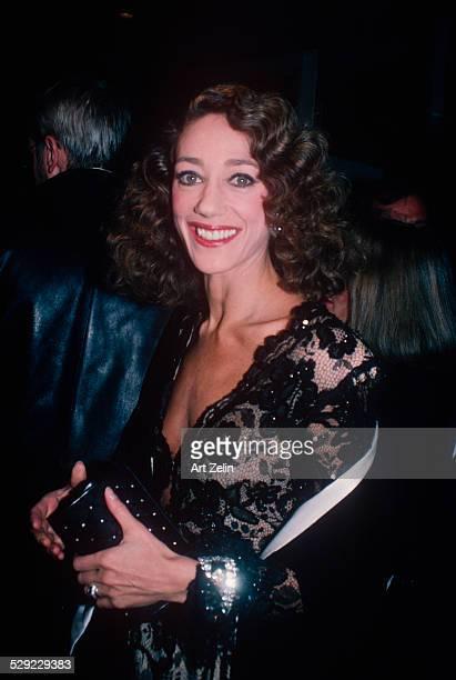 Marisa Berenson circa 1980