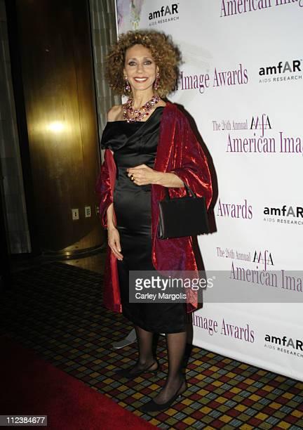 Marisa Berenson during 26th Annual AAfA American Image Awards to Benefit amfAR Arrivals at Grand Hyatt Hotel in New York City New York United States