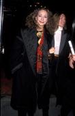 Marisa Berenson during 'The Player' Premiere at Ziegfeld Theater in New York City New York United States
