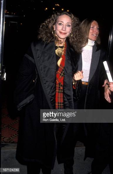 Marisa Berenson during 'The Player' Premiere at Ziegfeld Theater in New York City New York United States