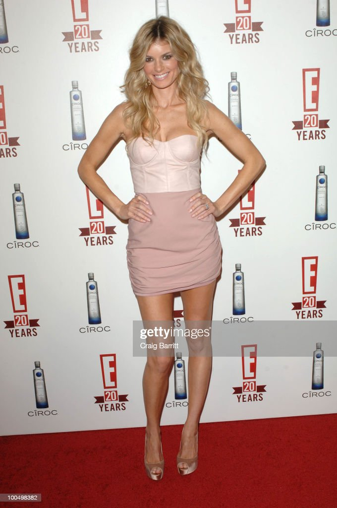 Marisa Miller arrives at E! Entertainment's 20th Birthday Celebration at The London Hotel on May 24, 2010 in West Hollywood, California.