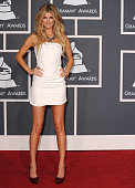 Marisa Miller arrives at the 52nd Annual GRAMMY Awards held at Staples Center on January 31 2010 in Los Angeles California at Staples Center on...