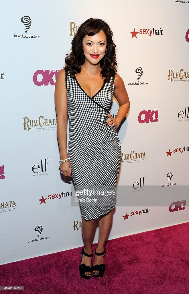 <a gi-track='captionPersonalityLinkClicked' href=/galleries/search?phrase=Marisa+Ramirez&family=editorial&specificpeople=225192 ng-click='$event.stopPropagation()'>Marisa Ramirez</a> attends OK! Magazine's 'So Sexy' NY party at Marquee on May 28, 2014 in New York City.