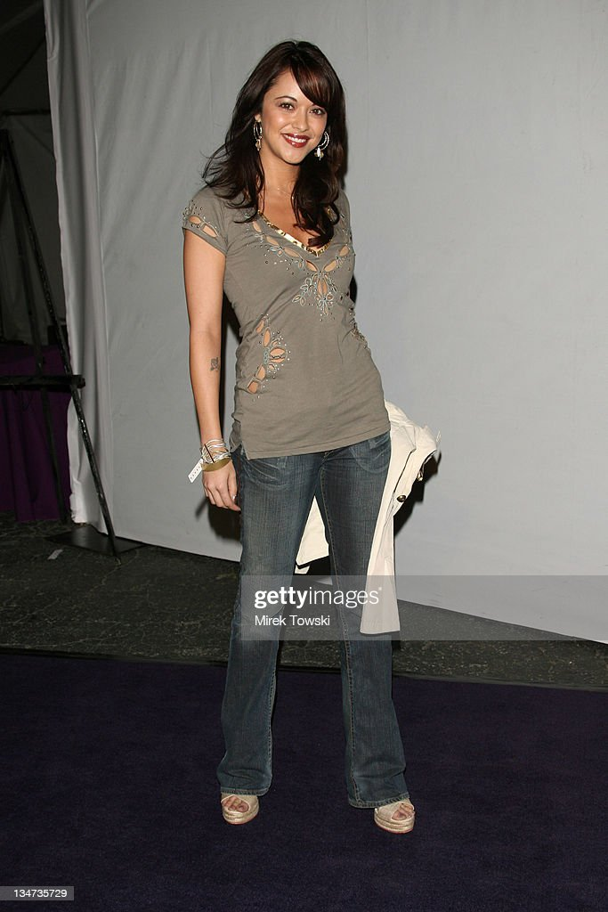 Marisa Ramirez during Los Angeles Lakers 3rd Annual Mirage Las Vegas Casino Night/Bodog Celebrity Poker Invitational Benefiting the Lakers Youth...