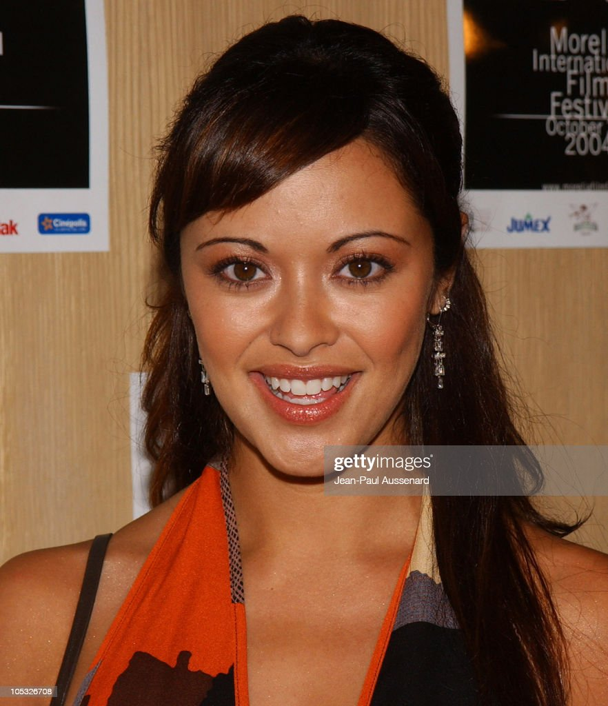 Marisa Ramirez during Morelia Film Festival KickOff Party hosted by Gran Centenario Arrivals at Private residence in Beverly Hills California United...