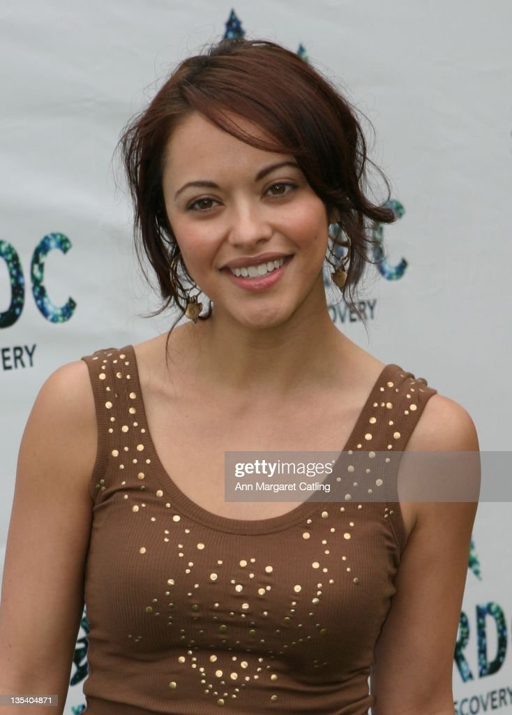 Marisa Ramirez during NRDC's Day of Discovery May 21 2006 at Wadsworth Theater Grounds in Brentwood California United States