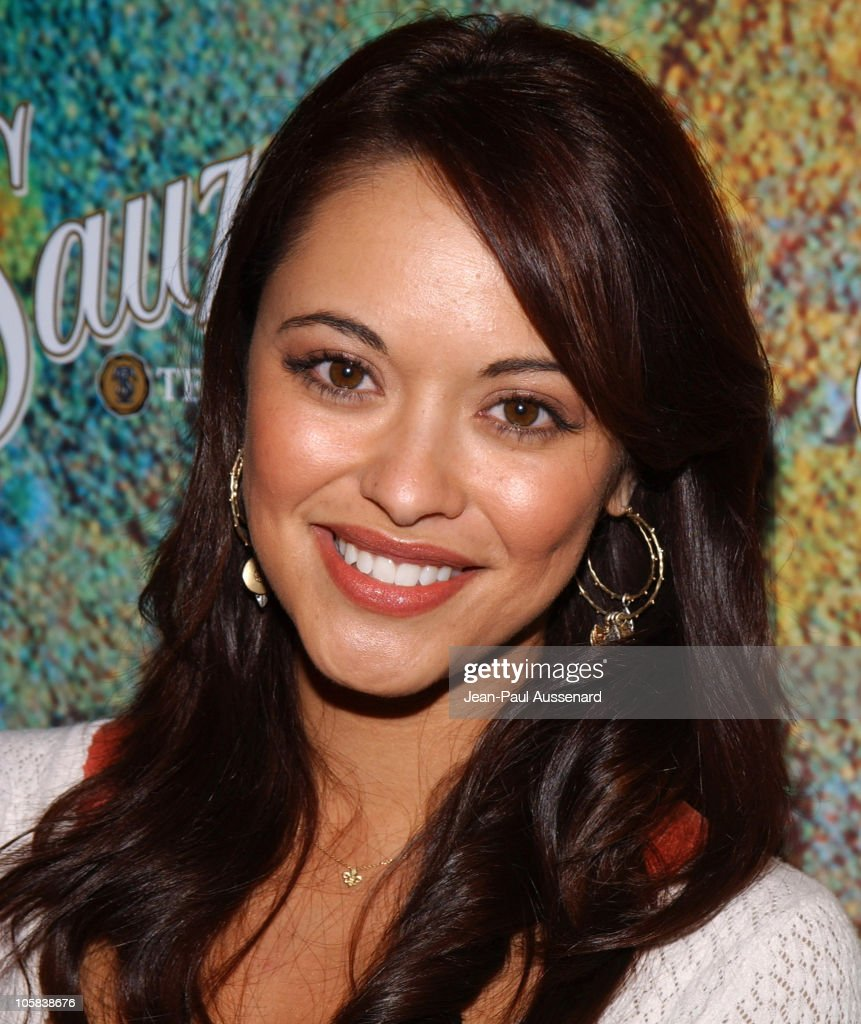 Marisa Ramirez during Sauza Tequila's Cinco de Mayo Party Hosted by Jeremy Piven Arrivals at Velvet Margarita Cantina in Hollywood California United...