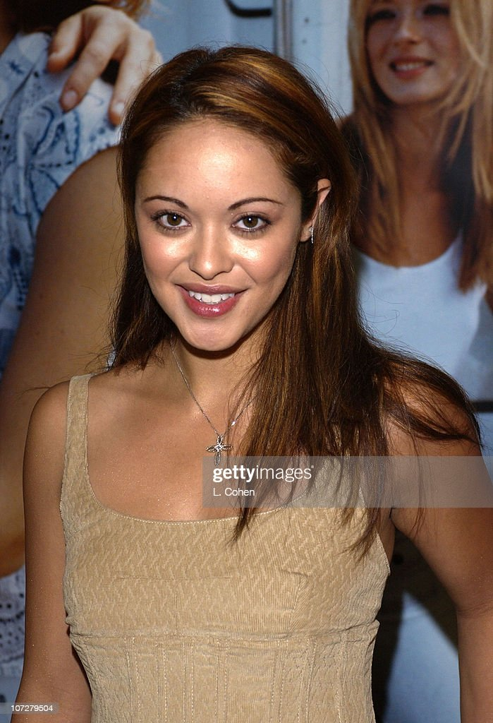 Marisa Ramirez during Sunset Marquis Oasis Hosts Pre-MTV Awards with SPIN Magazine & Rock the Vote at Sunset Marquis Villas in West Hollywood, California, United States.