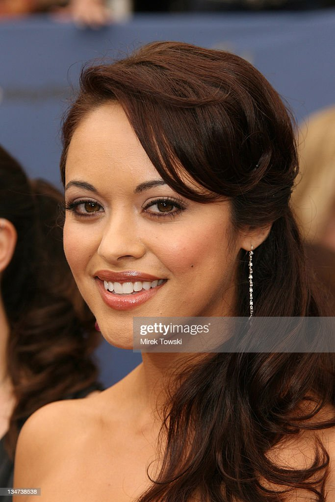 Marisa Ramirez during The 33rd Annual Daytime Emmy Awards Arrivals at Hollywood Kodak Theater in Hollywood California United States