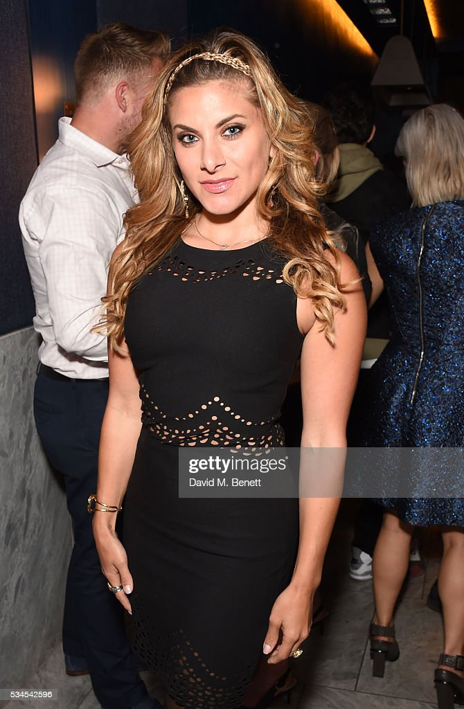 Marisa Saks attends an Influencers Dinner hosted by PHOENIX Magazine to celebrate their brand relaunch at Patara on May 26, 2016 in London, England.