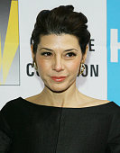 Marisa Tomei arrives to the Creative Coalition's 2009 Inaugural Ball held at the Harman Center for the Arts on January 20 2009 in Washington DC