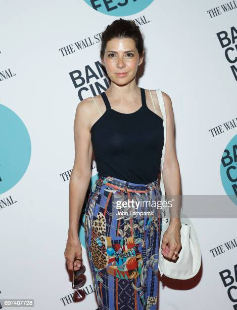 Marisa Tomei attends 'En El Septimo Dia' centerpiece screening during BAMcinemaFest 2017 at BAM Harvey Theater on June 18 2017 in New York City