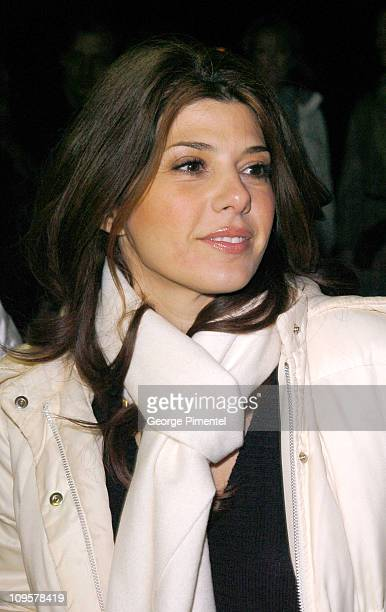 Marisa Tomei during 2005 Sundance Film Festival 'Loverboy' Premiere at Eccles Theatre in Park City Utah United States