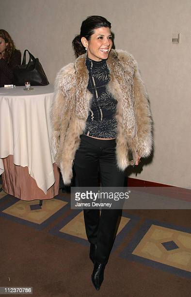 An Evening with Alexander Payne AfterParty at W Hotel Union Square in New York City New York United States
