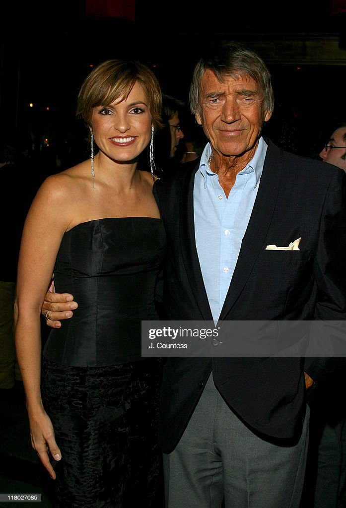 <a gi-track='captionPersonalityLinkClicked' href=/galleries/search?phrase=Mariska+Hargitay&family=editorial&specificpeople=204727 ng-click='$event.stopPropagation()'>Mariska Hargitay</a> and <a gi-track='captionPersonalityLinkClicked' href=/galleries/search?phrase=Mickey+Hargitay&family=editorial&specificpeople=233644 ng-click='$event.stopPropagation()'>Mickey Hargitay</a> during 'Law and Order: Special Victims Unit' 100th Episode Party at TAO at TAO in New York City, New York, United States.