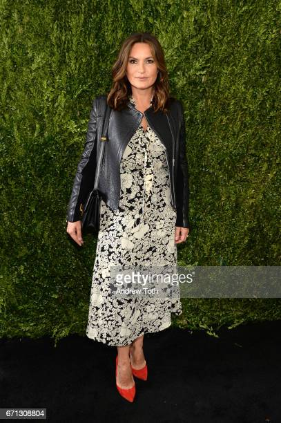 Mariska Hargitay attends Chanel Women's Filmmaker Luncheon during the 2017 Tribeca Film Festival at Odeon on April 21 2017 in New York City