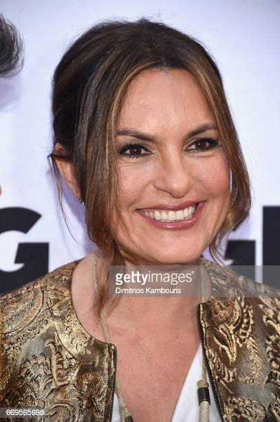Mariska Hargitay attends the 'Groundhog Day' Broadway Opening Night at August Wilson Theatre on April 17 2017 in New York City