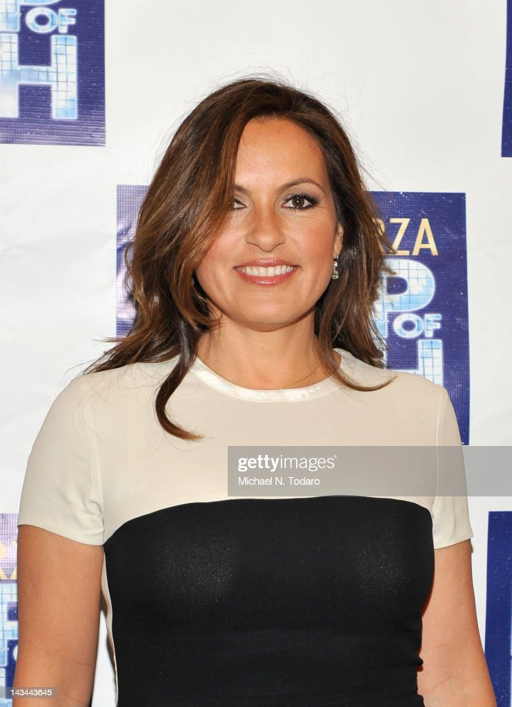Mariska Hargitay attends the 'Leap Of Faith' Broadway Opening Night at St. James Theatre on April 26, 2012 in New York City.