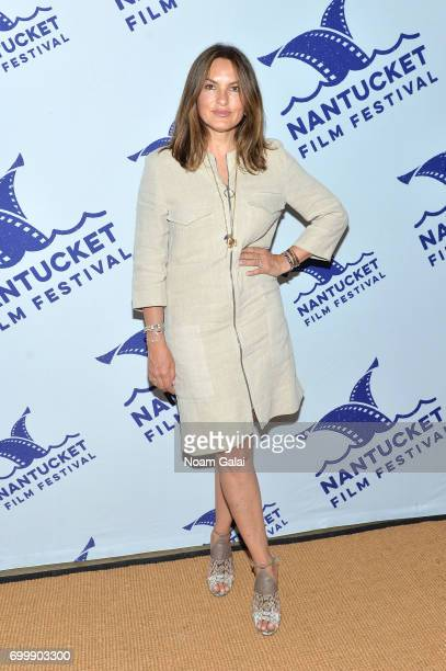 Mariska Hargitay attends the screening of 'I Am Evidence' during 2017 Nantucket Film Festival Day 2 on June 22 2017 in Nantucket Massachusetts