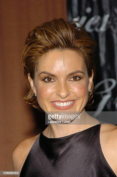 Mariska Hargitay during American Women in Radio Television 29th Annual Gracie Allen Awards at New York Hilton in New York City New York United States