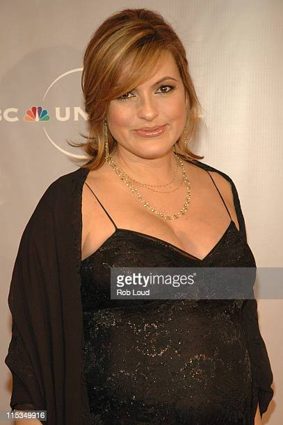 Mariska Hargitay during International Radio and Television Society Foundation Gold Medal Award Dinner Honoring Jeff Zucker at The WaldorfAstoria in...