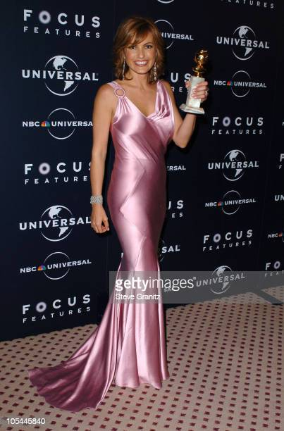 Mariska Hargitay winner of Best Actress in a Television Drama Series for 'Law Order Special Victims Unit'