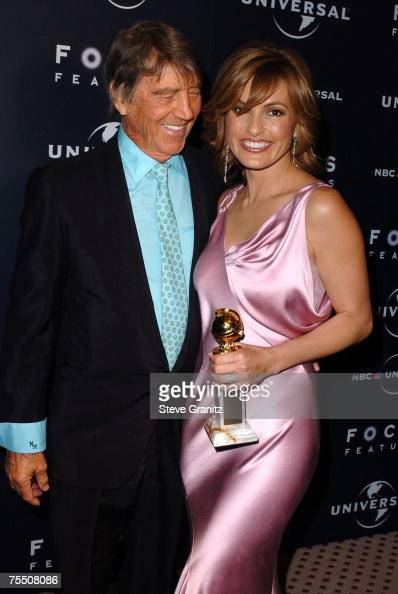 Nbc universal golden globe after party photos and images for Mariska hargitay mother and father