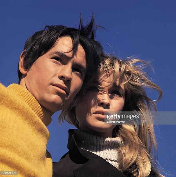 Marisol and Palomo Linares in ´Volver to empezar´
