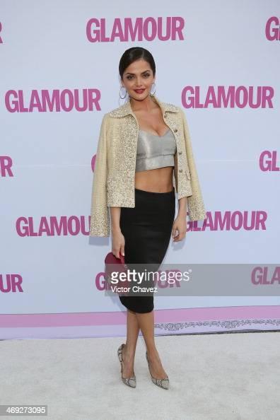 Marisol González attends the Glamour Magazine México Beauty Awards ...