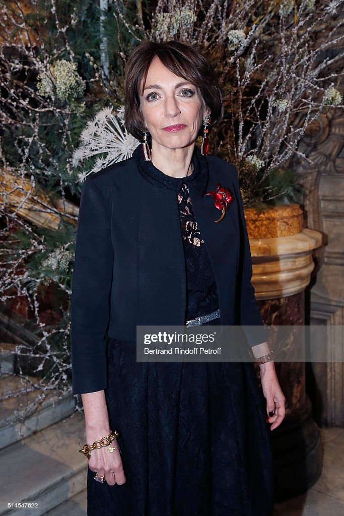 <a gi-track='captionPersonalityLinkClicked' href=/galleries/search?phrase=Marisol+Touraine&family=editorial&specificpeople=4398004 ng-click='$event.stopPropagation()'>Marisol Touraine</a> attend the Arop Charity Gala At the Opera Garnier under the auspices of Madam Maryvonne Pinault on March 9, 2016 in Paris, France.