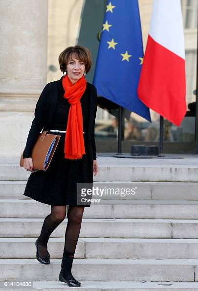 Marisol touraine stock fotos und bilder getty images - Cabinet de marisol touraine ...