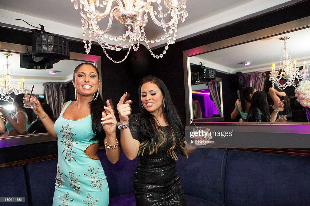 Marissa and Cristina attend the MIAMI MONKEY Premiere Party Presented By JustJenn Productions And The Weinstein Company at 49 Grove on September 8, 2013 in New York City.